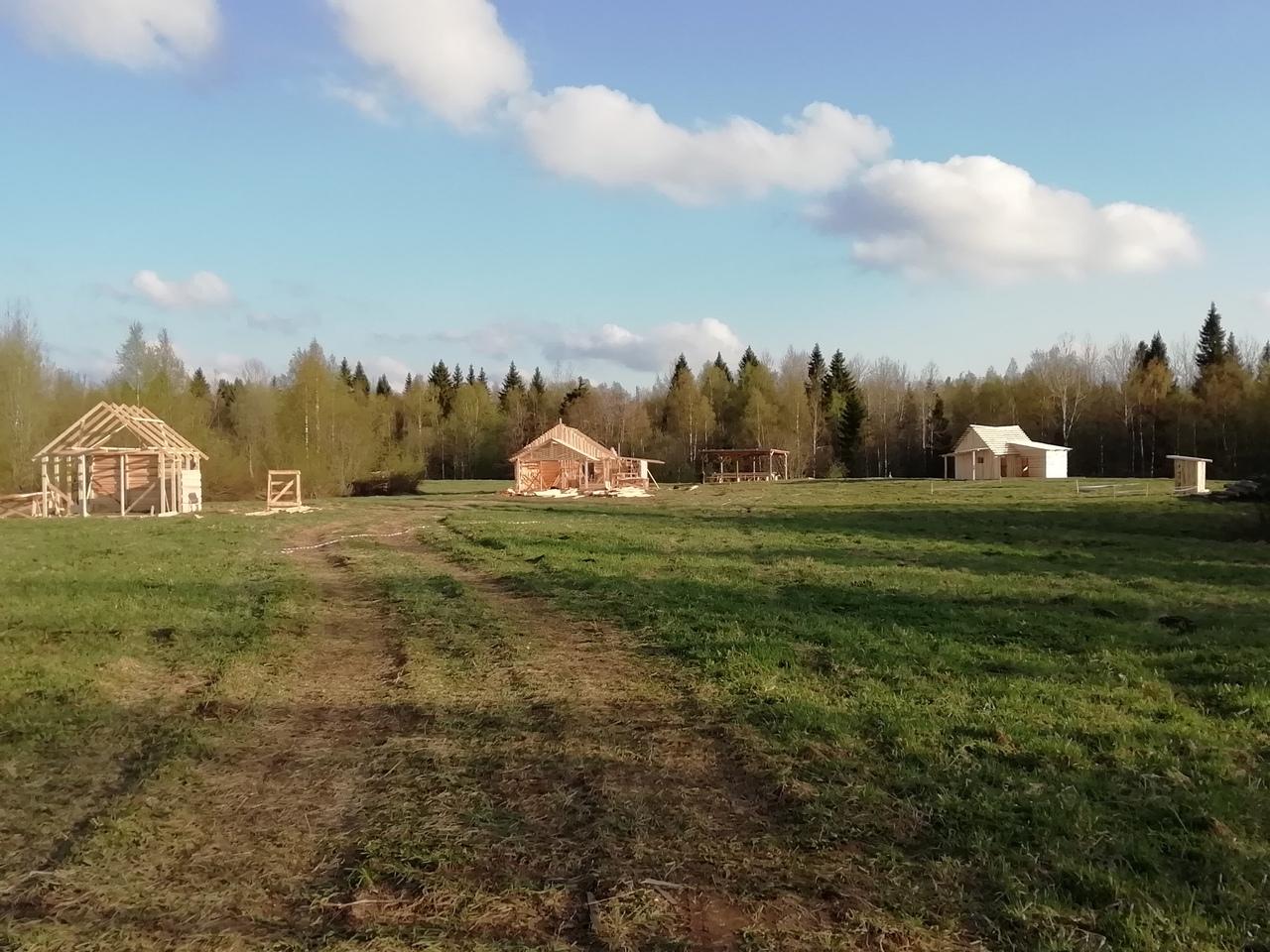 Кинематографисты собираются устроить пожар висторической деревне Карелии