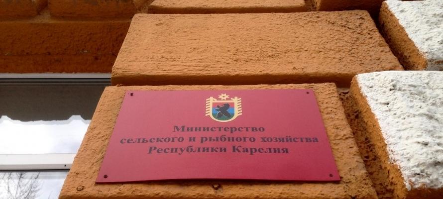 Минсельхоз Карелии ответил на претензии УФАС о несправедливом разделе денег