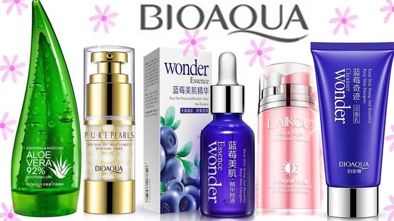 Чем покорил рынок китайский бренд косметики Bioaqua | СТОЛИЦА на Онего