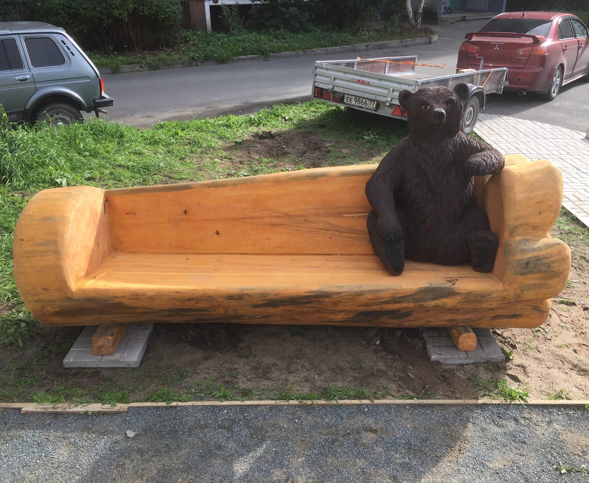 спешите медведь на улице в петрозаводске фото без истории, как