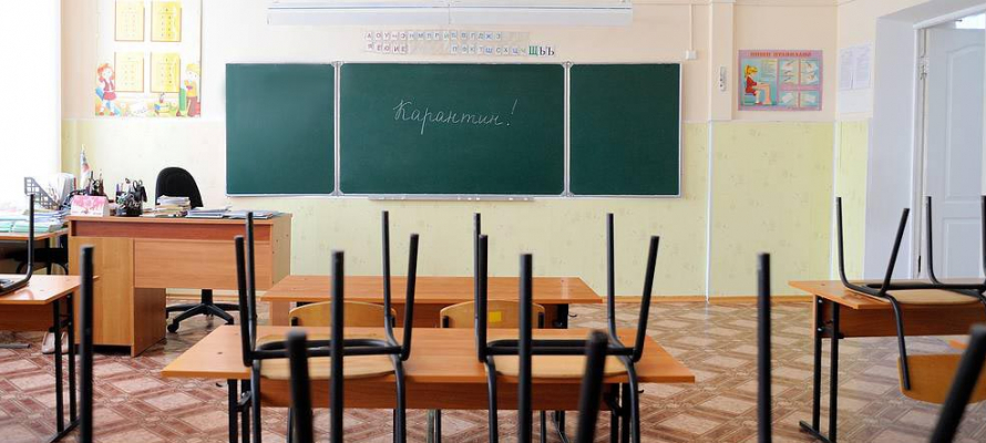 Очаг коронавирусной инфекции выявлен в школе на севере Карелии