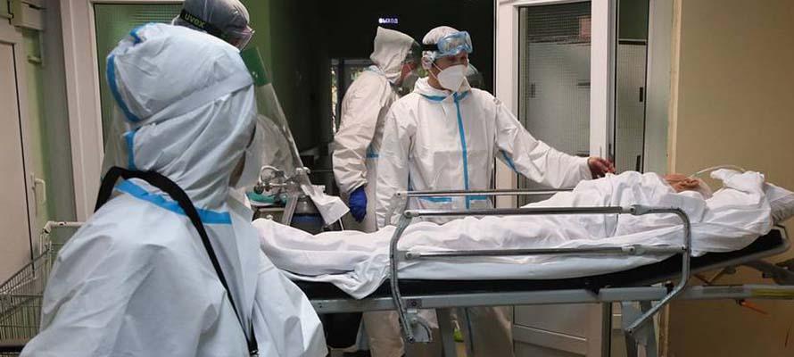 Рекордное количество человек за сутки заразились коронавирусом в Карелии