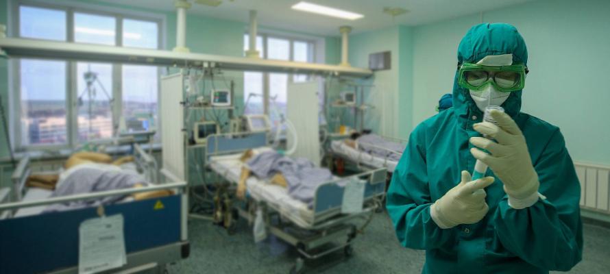 За сутки число инфицированных коронавирусом в Карелии увеличилось на 359 человек