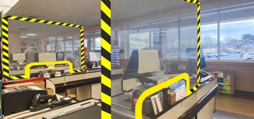 Директора магазина в Карелии отдали под суд за отсутствие у продавцов защиты от коронавируса