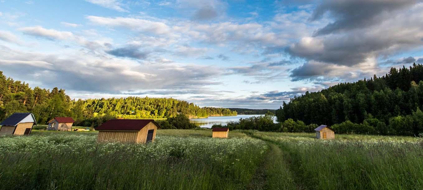 Город в Карелии вошел в топ популярных городов на озерах для отдыха в 2021 году