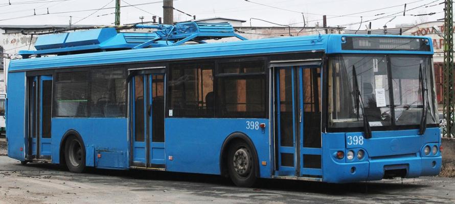 Маршруты троллейбусов в Петрозаводске изменятся из-за ремонта дороги - опубликован график