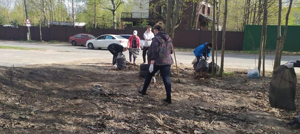 Активных жителей Петрозаводска приглашают на субботники