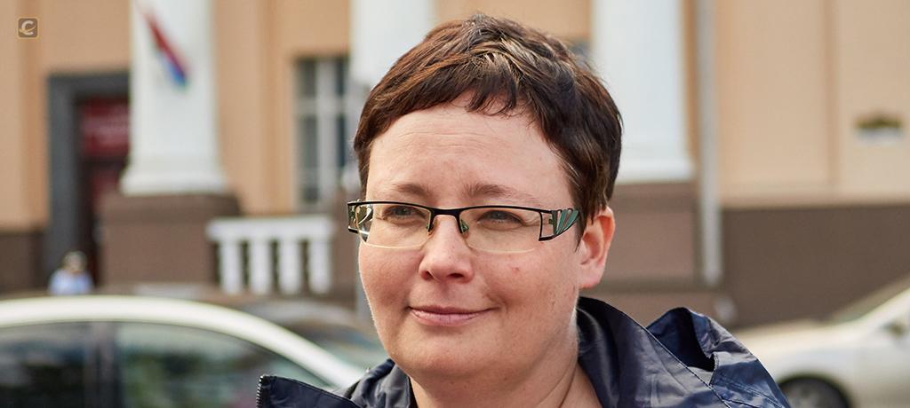 Анна Дудырина покинула пост начальника управления благоустройства и экологии мэрии Петрозаводска