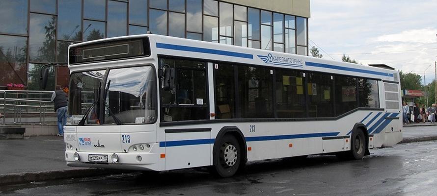 Междугородние автобусные рейсы на север Карелии задержаны на 3-4 часа из-за пожаров